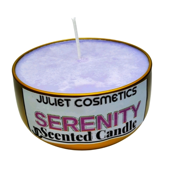 SERENITY SCENTED CANDLE